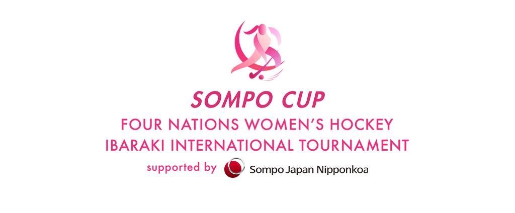 LIVE – SOMPO CUP Four Nations Women's Hockey Ibaraki